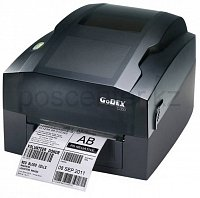 Принтер этикеток Godex G300 106мм, 203 dpi, 102mm/sec (USB + Serial port)  арт. 3067