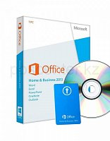 ПО Microsoft Office Home and Business 2013 Box (Rus)