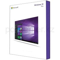 Операционная система Microsoft Windows 10 Professional, BOX, 32 bit/64 bit, Russian KZ