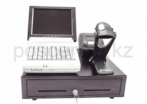 Готовая POS-система ReTEC PC-KB в комплекте (TRP80) + Сканер штрихкода Honeywell MS 7820 Solaris