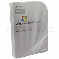 Операционная система Windows Svr Ent 2008  x32/x64 Russian 1pk DSP OEI DVD 1-4CPU 25 Clt