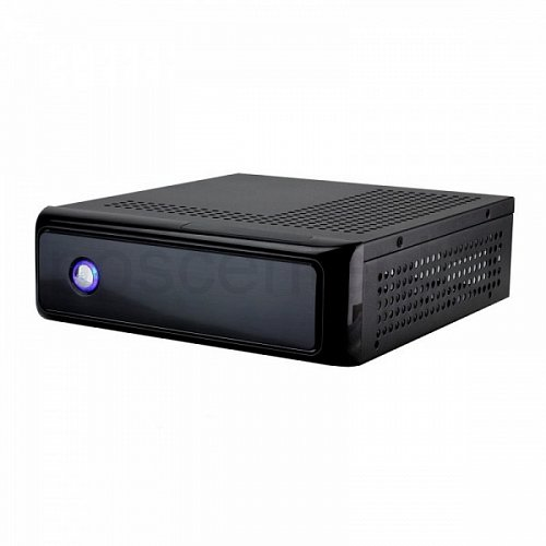 Mini PC T27H, Intel Atom N270 1.6GHz, 1GB/SSD16Gb, 2xRS-232, 1xRJ-45, 4xUSB, 1xVGA, 2xPS/2, 1xLPT (female), 2xMiniJack, подставка в комплекте арт. 378