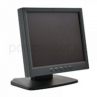 "Монитор 10"" TVS R1-104, сенсорный POS-монитор, TouchScreen Display, 800x600, 8ms, Multimedia, Black арт. 1383"