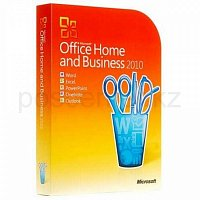 ПО Office Home and Business 2010 Box (Rus)