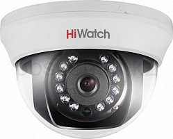 HiWatch HD-TVI Купольная Камера DS-T201