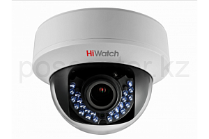 HiWatch HD-TVI Купольная камера DS-T107